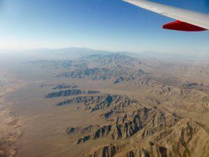 Wüste kann sehr interessant aussehen.