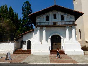 Mission Dolores > hat alle Erdbeben überstanden.