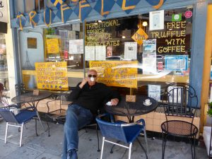"""Der Espresso bei """"unserem"""" Franzosen..."""