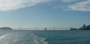 Zur Abwechslung mal die Bay Bridge.