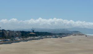 """Ocean Beach (heißt wirklich so, auch wenn jeder Meeresstrand eigentlich ein """"Ocean Beach"""" ist...)"""