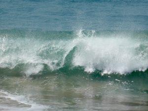 Wellen anzuschauen hat einfach was...