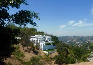 Es gibt schon einige Hütten in Beverly Hills...