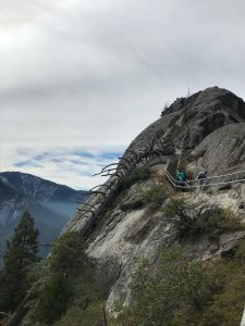 Aufstieg zum Moro Rock